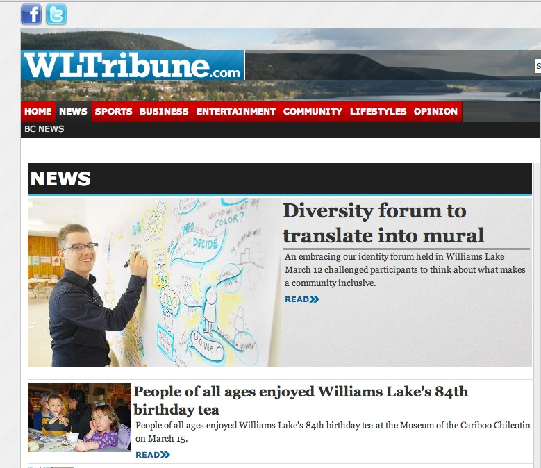 Williams Lake Tribune