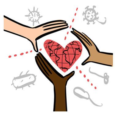 hands around heart - WHO-Seasonal-Influenza