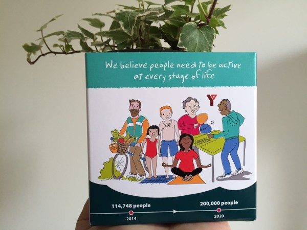 strategic planning illustratiosn for the YMCA