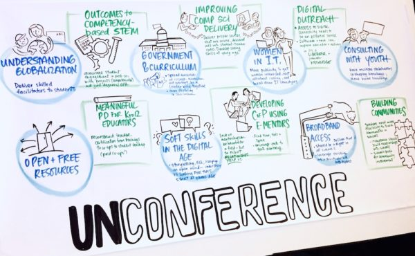 disruptED unconference