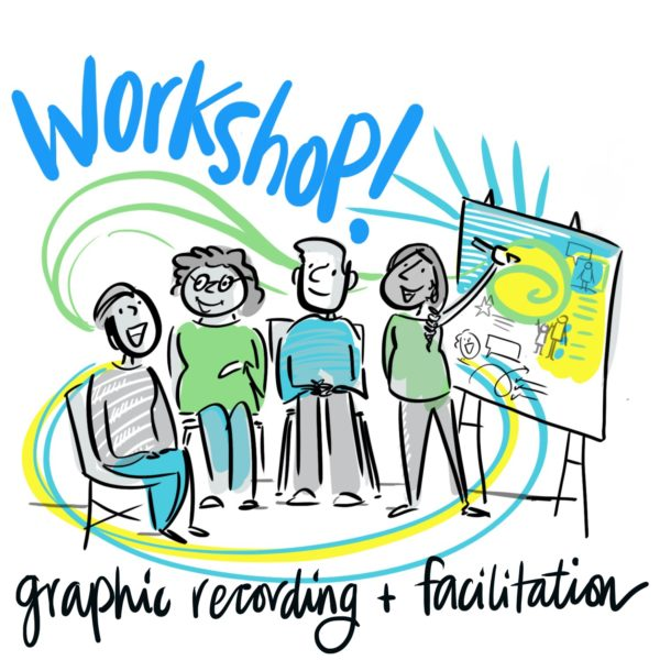 graphic recording workshop sam bradd