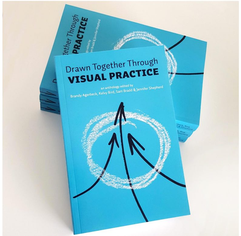 Drawn Together Through Visual Practice