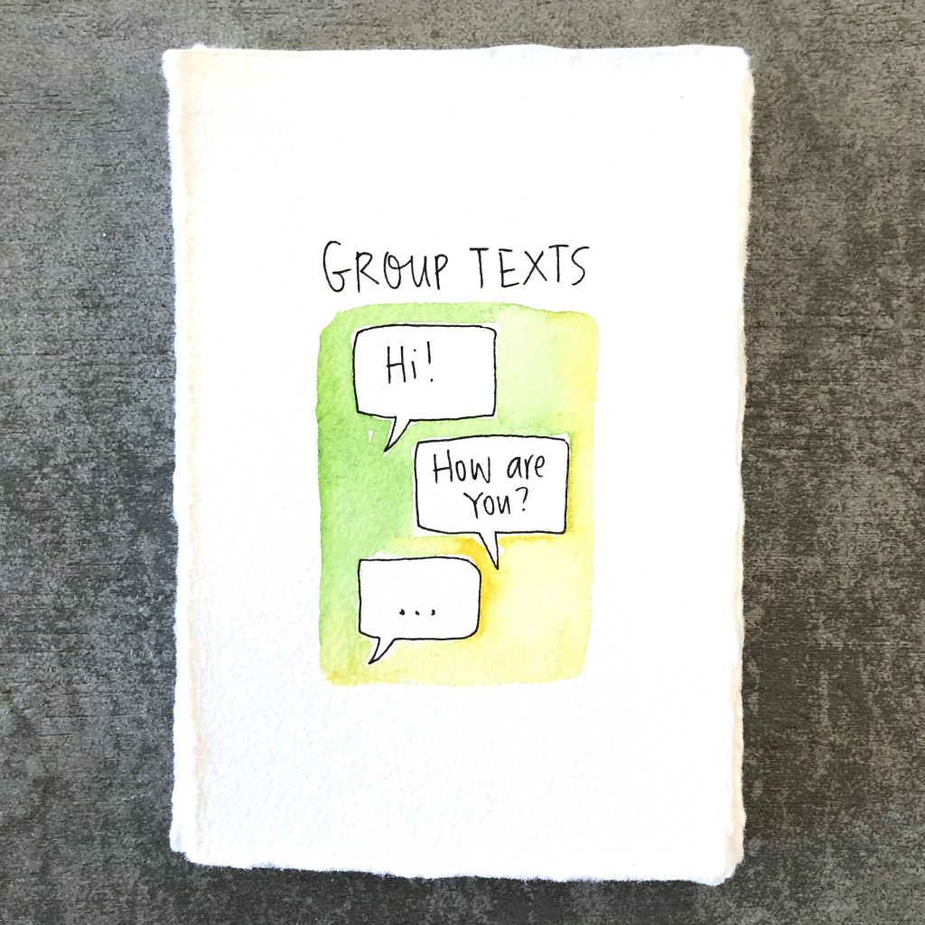 group texts