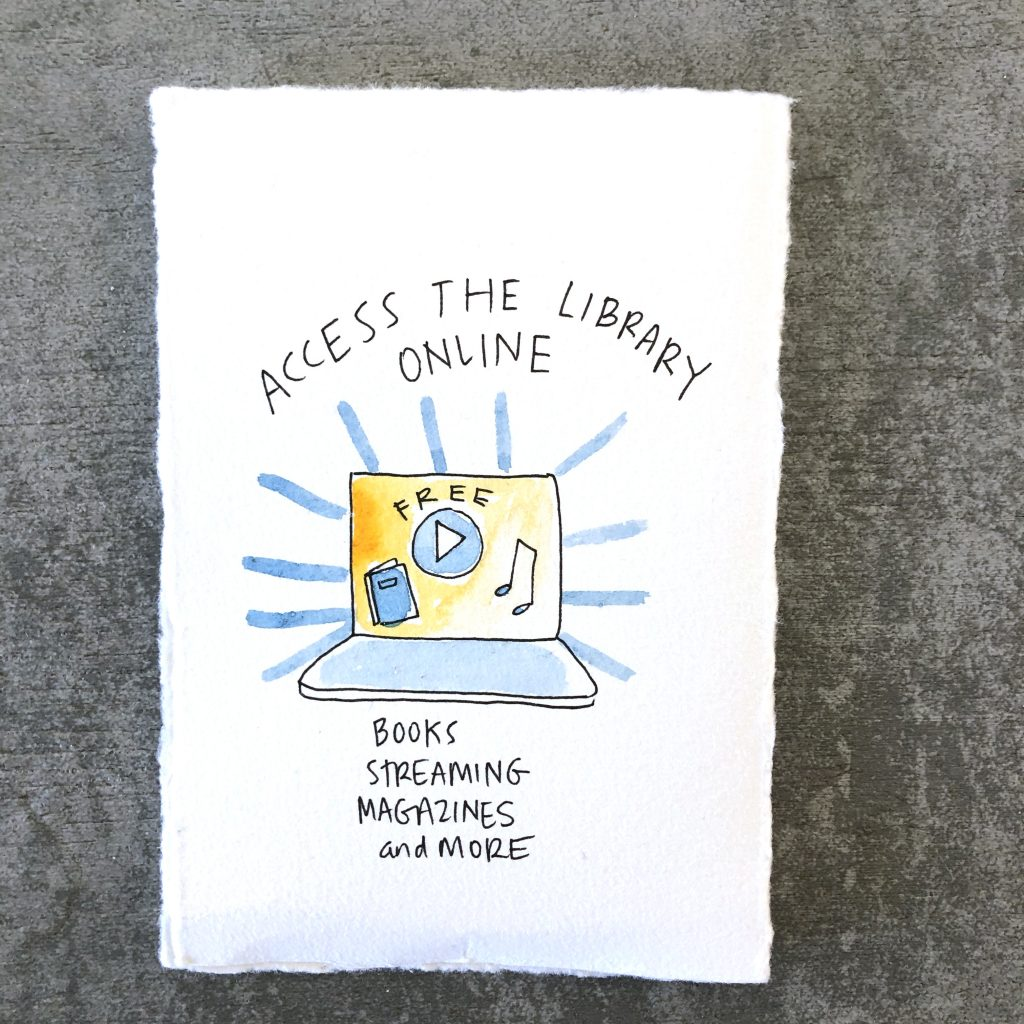 access the library online for free - books music and streaming movies and more
