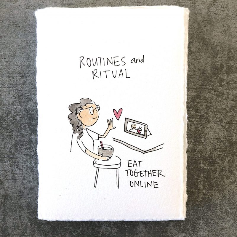 routines and ritual