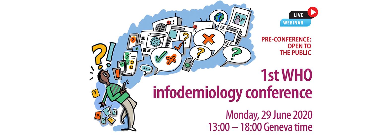 WHO infodemiology conference