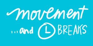 online facilitation Drawing Change movement and breaks