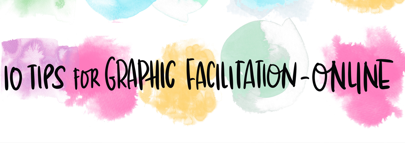 10 things i learned about graphic recording in a virtual world